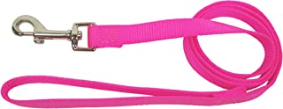 Hamilton Single Thick Deluxe Nylon Lead with Swivel Snap