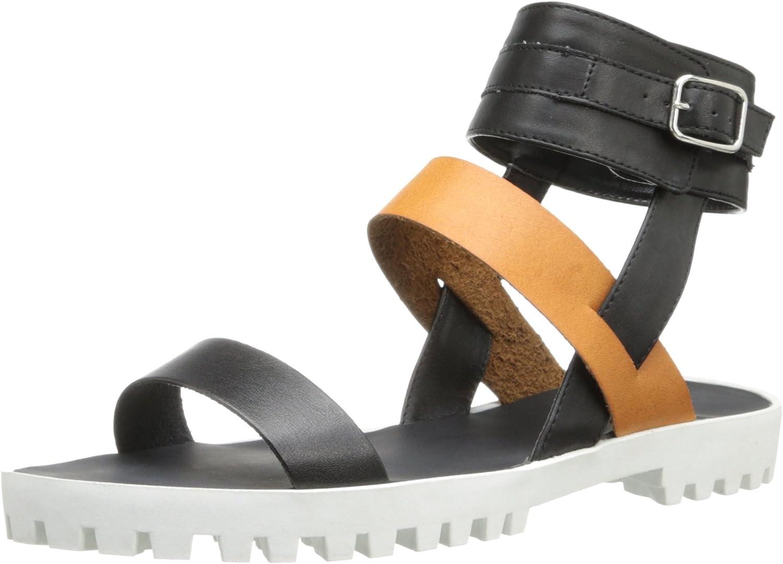 Qupid Women's Cooper 06 Platform Sandal