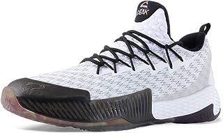 PEAK Men's Sneakers, Lou Williams Lightning Sport Shoes for Basketball, Running, Walking