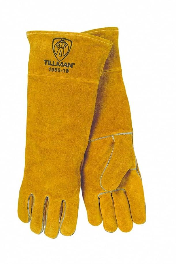 Tillman Premium Split Cowhide Welding Glove, Large