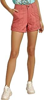 DJ&C By FBB Women's Cotton Shorts
