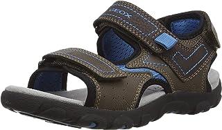 Geox Men's Jr Sandal Strada a Open Toe