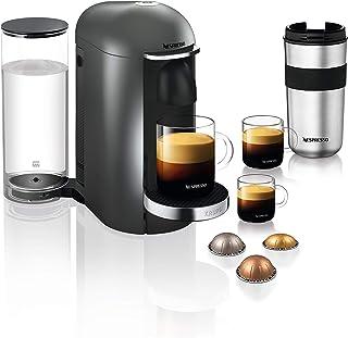Krups Evidence XN900T Independiente Máquina de café en cápsulas Negro 1,7 L Semi-automática - Cafetera (Independiente, Máq...