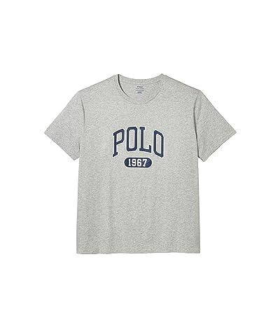 Polo Ralph Lauren Big & Tall Big Tall Jersey T-Shirt (Andover Heather) Men