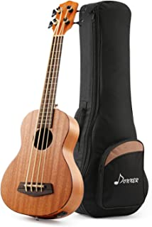 Best bass ukulele fretless Reviews