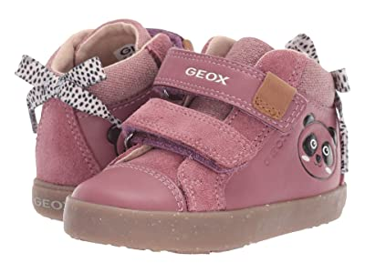 Geox Kids Kilwi 63 (Toddler) (Dark Pink) Girls Shoes