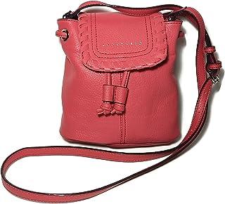 SANCTUARY Small Red Pomergranate Coachella Crossbody Handbag S1553