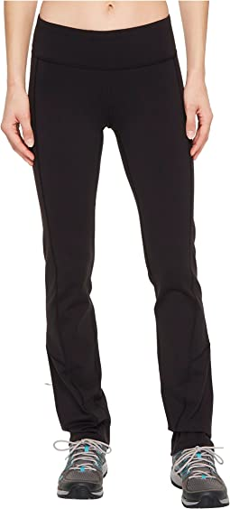 Motivation Mid-Rise Straight Pants