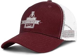 HIRGOEE Unisex Mens Woman Caps Printed Hats Sports Cap