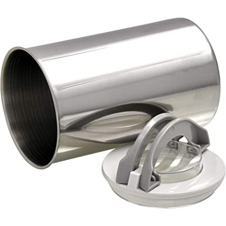 Stainless Steel Canisters (Stainless Steel)