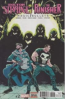 Doctor Strange/Punisher: Magic Bullets #2 VF/NM ; Marvel comic book