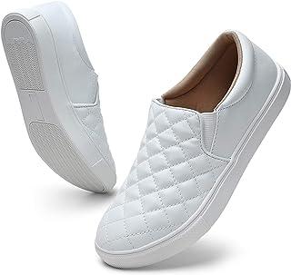 Loafers for Women Memory Foam Slip On Sneakers Comfort...
