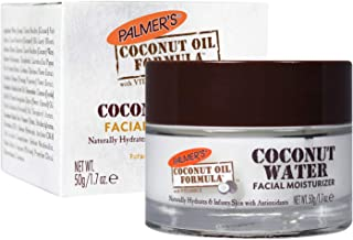 Palmer's Coconut Oil Formula Coconut Water Facial Moisturizer, 1.7 Ounce (Pack of 6)