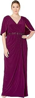 Best draped plus size dresses Reviews