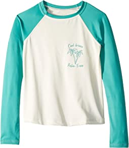 Sol Searcher Long Sleeve Rashguard (Little Kids/Big Kids)