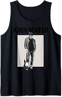 Retro John Shirt Mayer Love Musician Guitar Mens Womens Kids Tank Top
