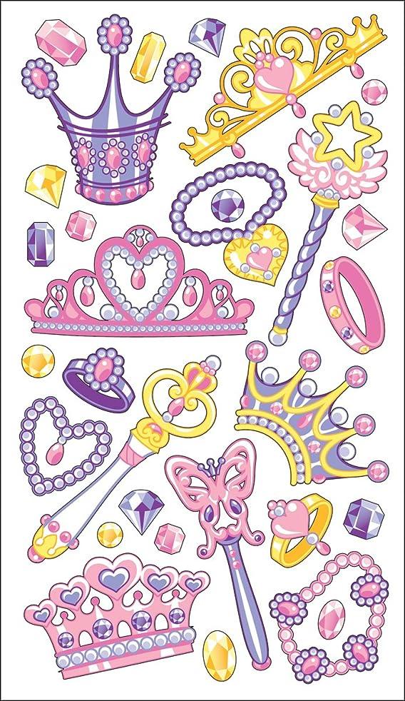 Sticko E5200219 Her Majesty Stickers