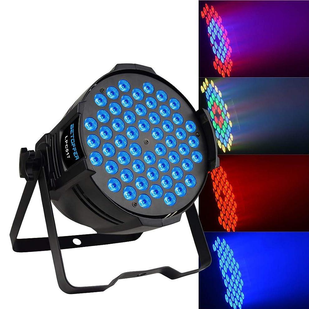 値下げ遡る特異性BETOPPER ステージライト 舞台照明 LED 回転 54X3W RGB 3in1 DMX512 音声起動 スポットライト 照明ライト ムービングライト ディスコライト パーライト 照明/演出/舞台/ディスコ/パーティー/KTV/結婚式/クラブ/バー