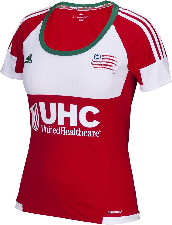 MLS New England Fresno Mall Revolution Minneapolis Mall Women's Jer Sleeve Replica Team Short
