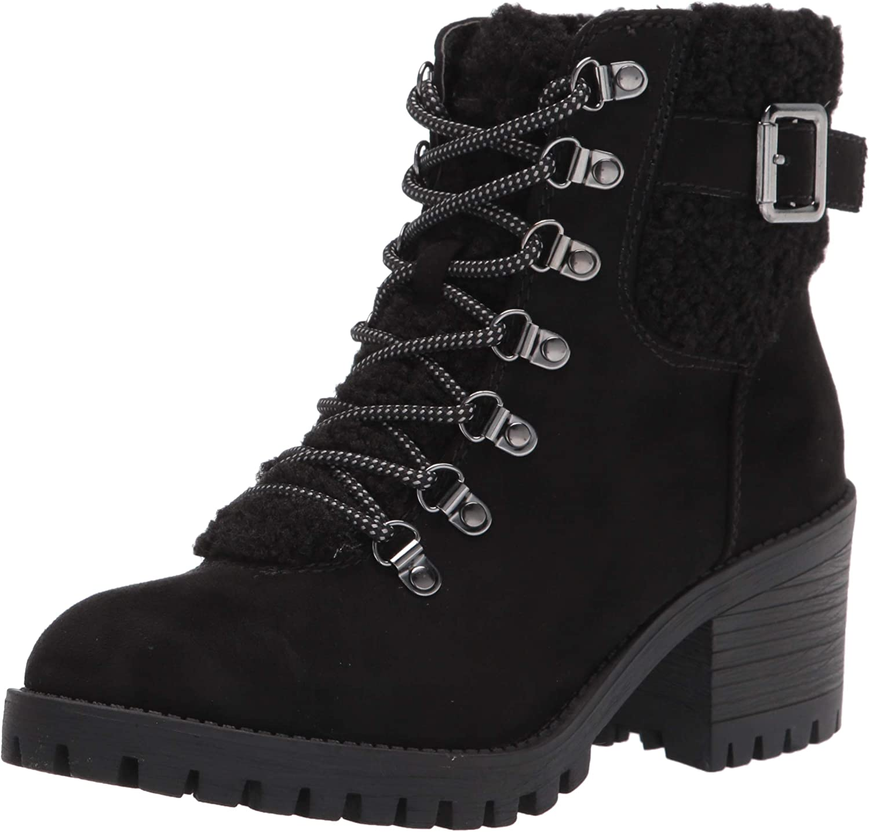 期間限定 Madden Girl Women's Hayess Boot 1着でも送料無料 Fashion