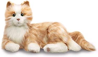 Ageless Innovation | Joy For All Companion Pets | Orange Tabby Cat | Lifelike & Realistic