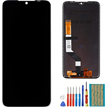 Black XIAOMIN Touch Panel for Xiaomi Redmi 7 Replacement Color : Black