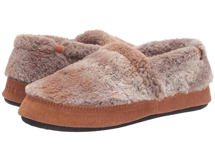 Acorn   Moc (Brown Berber) Womens Moccasin Shoes