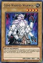 Yu-Gi-Oh! - Gene-Warped Warwolf (YS11-EN004) - Starter Deck: Dawn of the Xyz - 1st Edition - Common