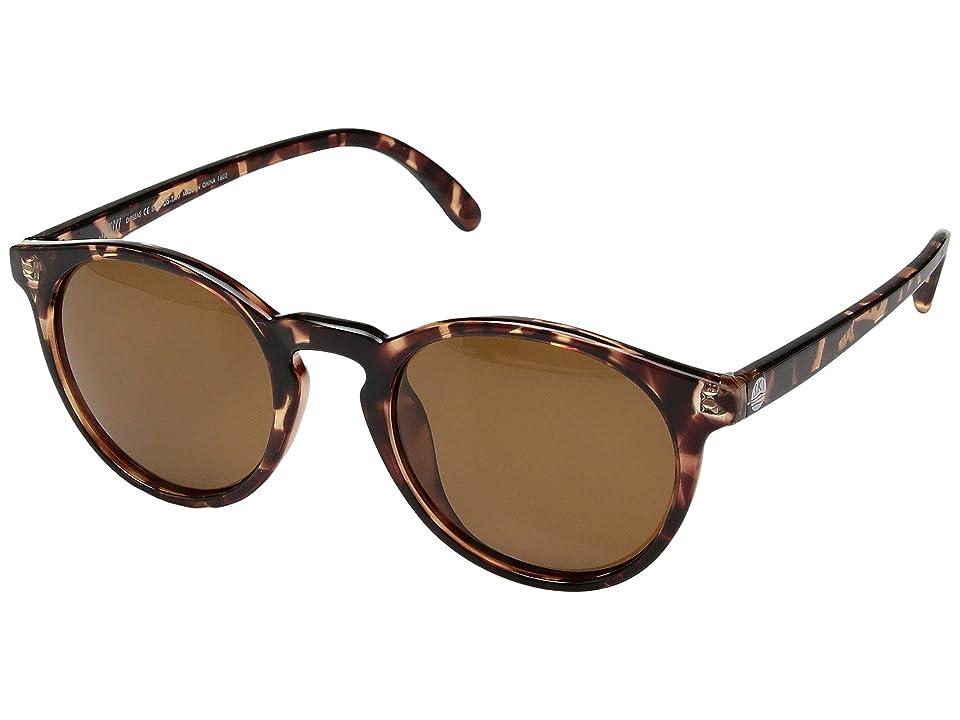 Sunski Dipsea (Tortoise/Amber) Sport Sunglasses