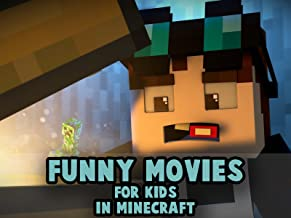 Clip: Funny Movies for Kids in Minecraft