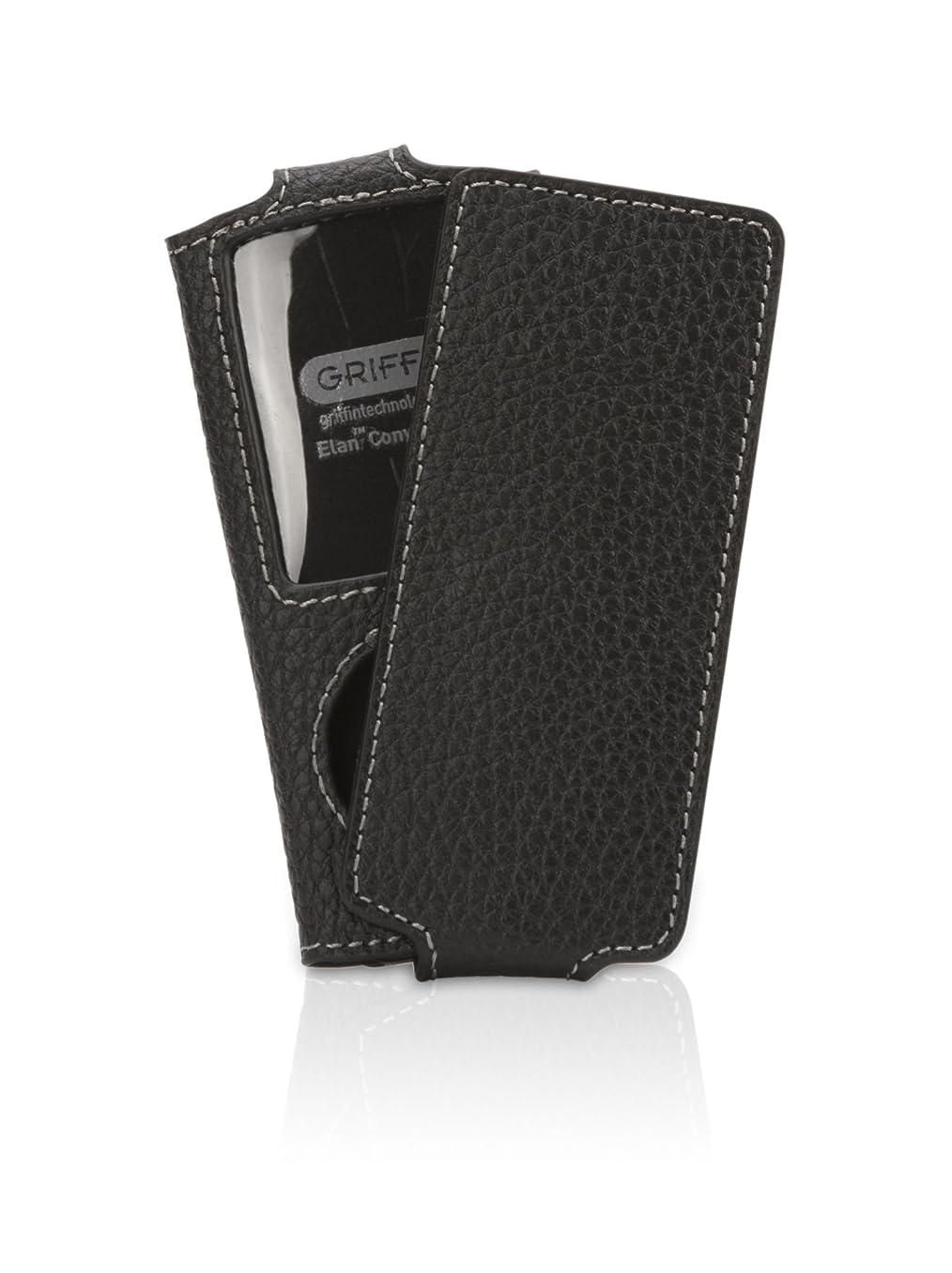キャリッジ農学バランス【国内正規品】 GRIFFIN Elan Convertible for iPod Nano 4G Black ELANCON-N4G-BLK