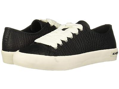 SeaVees Crosby Sneaker (Black) Women