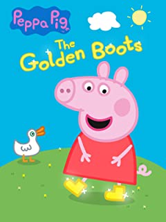 Peppa Pig - The Golden Boots