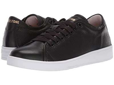 Blackstone Low Sneaker Perf RL72 (Black) Women