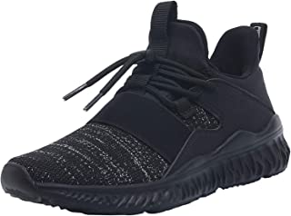 Kids Fashion Sneakers Outdoor Lightweight Breathable Athletic Running Walking Shoes for Girls Boys