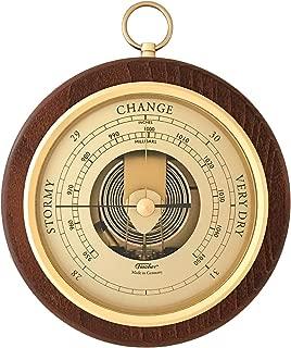 Fischer Barometer Pascal, Brass-Walnut 6.7