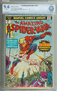 AMAZING SPIDER-MAN (SPIDERMAN) #153 CBCS 9.6 WHITE PAGES