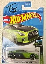 Hot Wheels 2019 Speed Blur T Fox '17 Nissan GT-R (R35) Guaczilla 61/250, Green