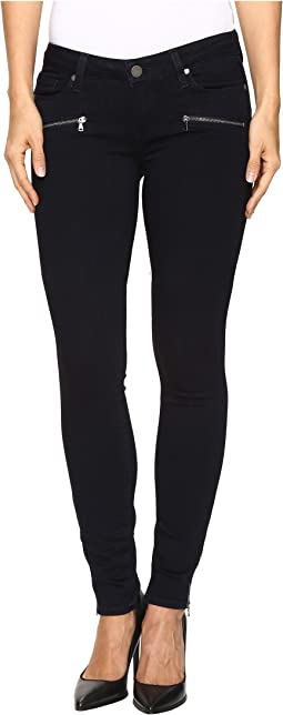Jill Zip Ultra Skinny in Hayes No Whiskers