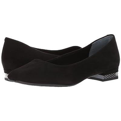 J. Renee Eleadora (Black Suede) High Heels