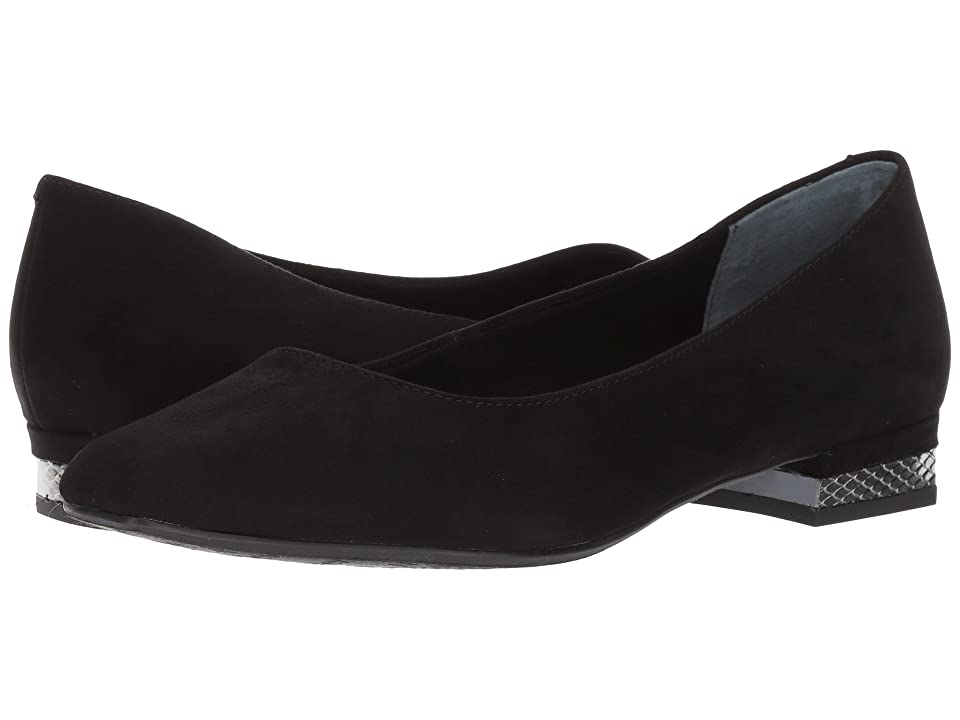 J. Renee Eleadora (Black Suede) High Heels