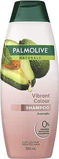 Palmolive Naturals Hair Shampoo Vibrant Colour Avocado for Colour Treated Hair No Parabens 350mL