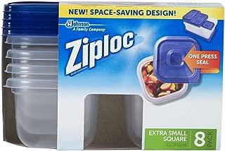 ziploc 4 oz containers