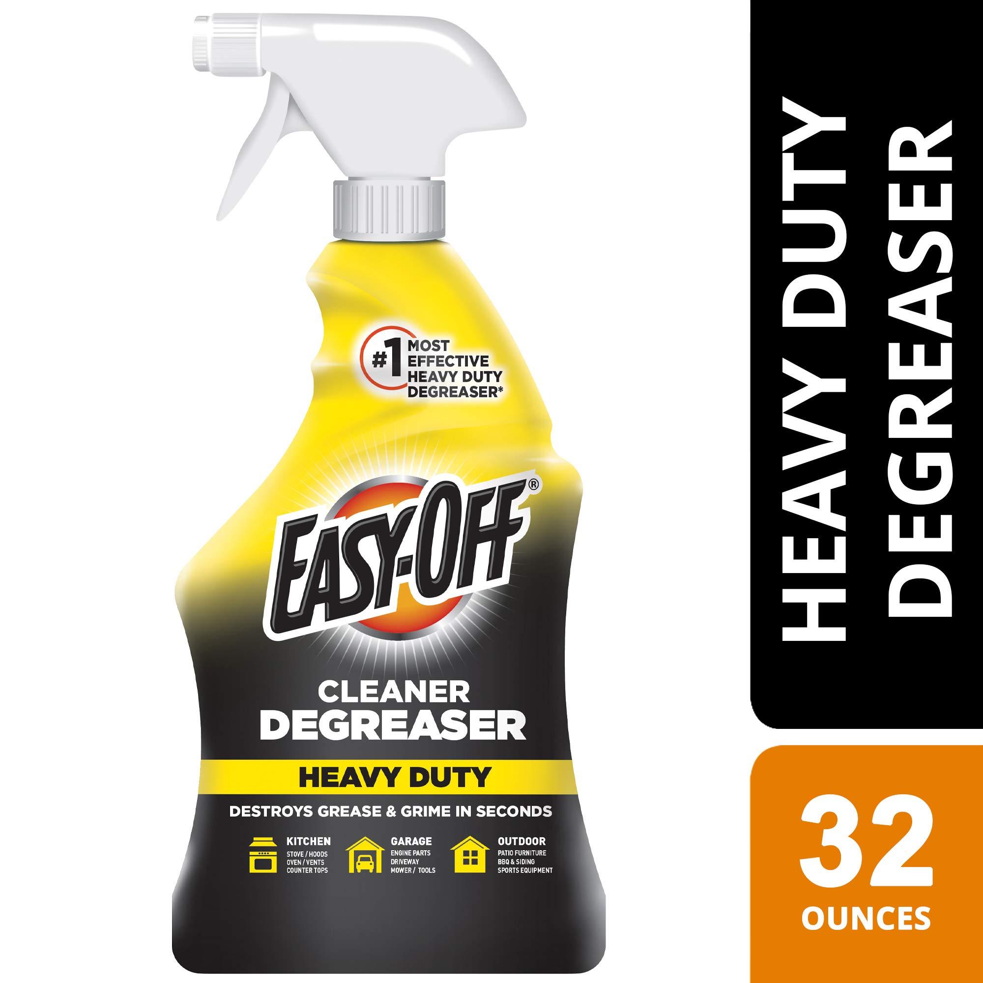 Easy Off Heavy Degreaser Cleaner