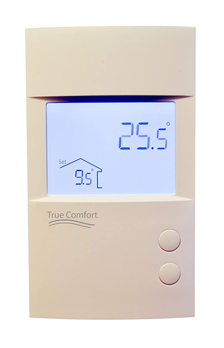 TRUE COMFORT Non-programmable Thermostat PS120/240 NP