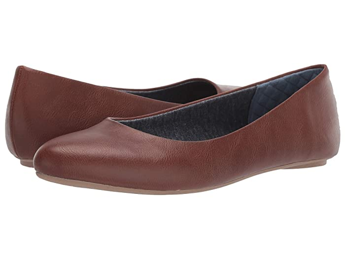 Dr. Scholls  Really (Whiskey Smooth) Womens Flat Shoes