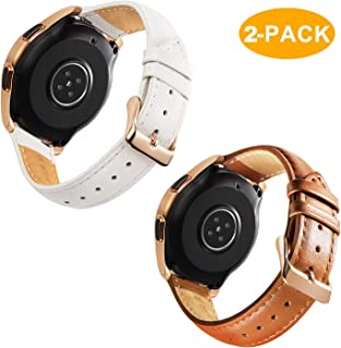 galaxy watch leather bands