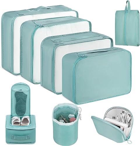 Mejor valorados en Organizadores para maletas & Opiniones útiles ...
