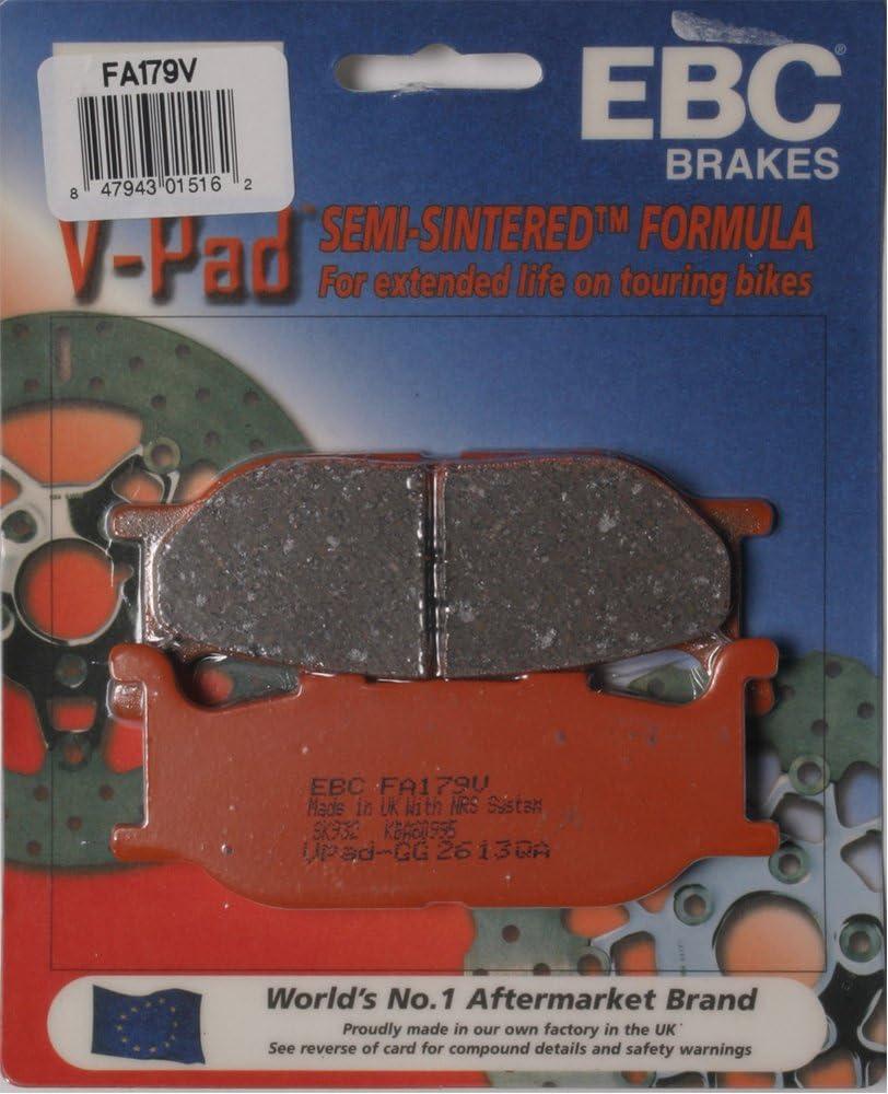 EBC FA69V Semi-Sintered V Brake Pads