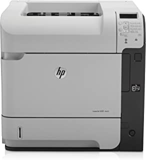 HP LaserJet Enterprise 600 M601n - Impresora láser (1200 x 1200 DPI, Laser, 175000 páginas por mes, 45 ppm, 8.5 s, 512 MB)